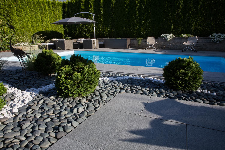 Piscine En Pierre Hors Sol nos piscines